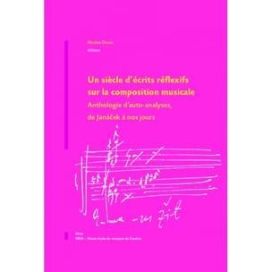 Un siècle d'écrits réflexifs sur la composition musicale laflutedepan