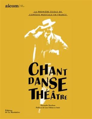 Chant, danse, théatre : la première école de comédie musicale en France laflutedepan.be