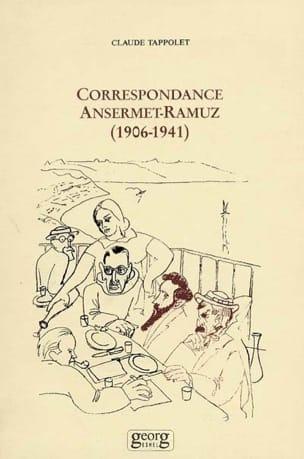 Correspondance Ansermet-Ramuz : 1906-1941 - laflutedepan.com