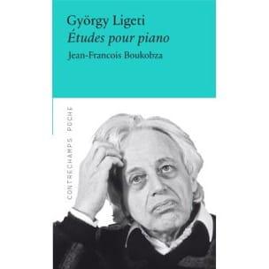 György Ligeti : études pour piano BOUKOBZA Jean-François laflutedepan