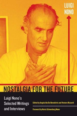 Luigi Nono's selected Writings - laflutedepan.com