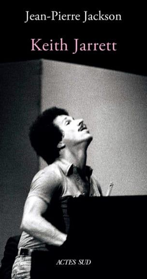 Keith Jarrett JACKSON Jean-Pierre Livre laflutedepan.com