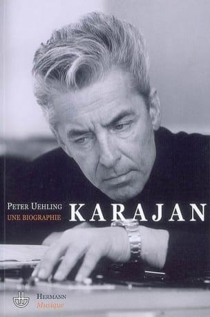 Karajan : une biographie Peter UEHLING Livre Les Hommes - laflutedepan