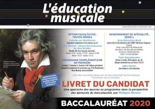 Revue - Educación musical - Folleto del candidato - Bachillerato 2020 - Livre - di-arezzo.es