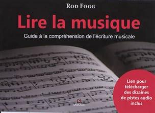 Lire la musique : guide à la compréhension de l'écriture musicale laflutedepan