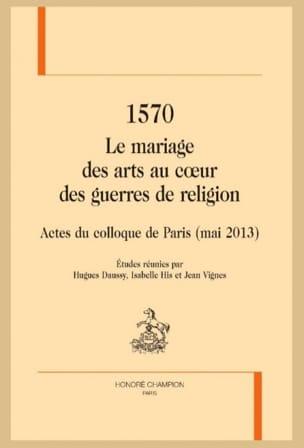 1570 - Le mariage des arts au coeur des guerres de Religion laflutedepan