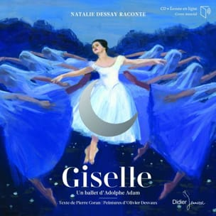 Giselle CORAN Pierre / DESVAUX Olivier Livre laflutedepan