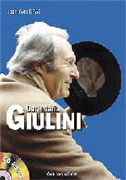 Carlo Maria Giulini BRAS Jean-Yves Livre Les Hommes - laflutedepan