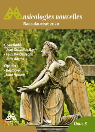 Baccalauréat 2020 - Musicologies Nouvelles Revue Livre laflutedepan