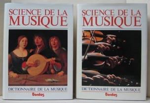 Dictionnaire de la Musique : Technique, formes, instruments. OCCASION laflutedepan
