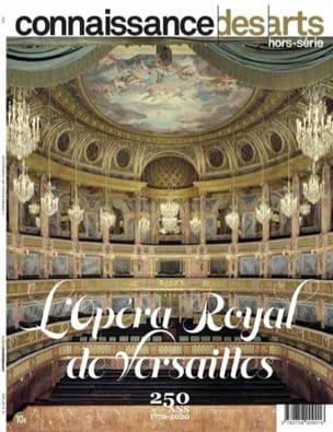 L'Opéra Royal de Versailles Revue Livre Revues - laflutedepan