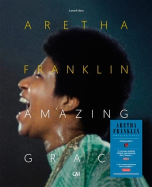 Aretha Franklin, Amazing Grace Aaron COHEN Livre laflutedepan