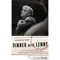 Dinner with Lenny : the last long interview with Leonard Bernstein - laflutedepan.com
