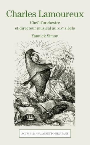 Charles Lamoureux Yannick dir. SIMON Livre Les Hommes - laflutedepan