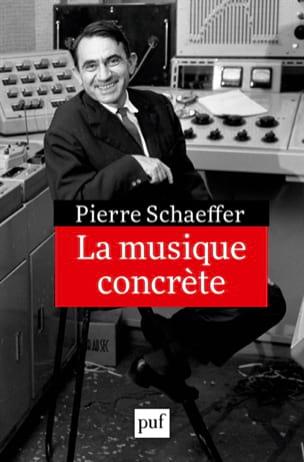 La musique concrète Pierre SCHAEFFER Livre Les Hommes - laflutedepan