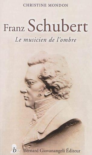 Franz Schubert Christine MONDON Livre Les Hommes - laflutedepan