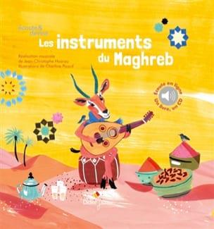 Les instruments du Maghreb Picard Charline Livre laflutedepan