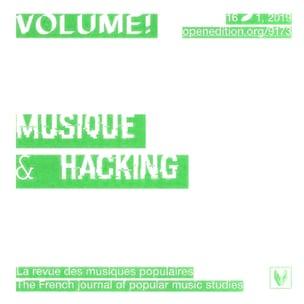 Musique et hacking Canonne Clément Livre Les Sciences - laflutedepan