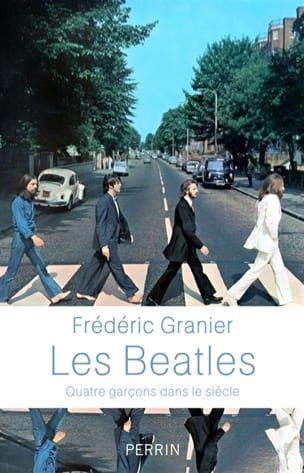 Les Beatles Frédéric GRANIER Livre Les Hommes - laflutedepan