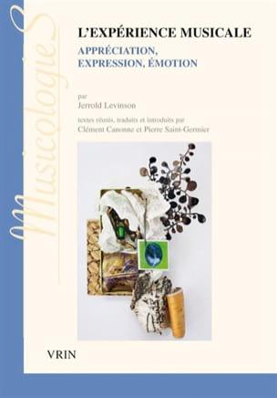 Jerrold LEVINSON - 音楽体験 - Livre - di-arezzo.jp