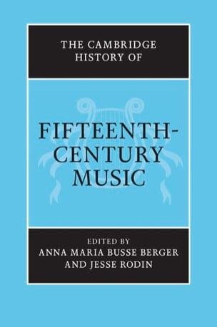 The Cambridge History of Fifteenth-Century Music laflutedepan