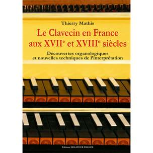 Le Clavecin en France aux XVIIe et XVIIIe siècles laflutedepan