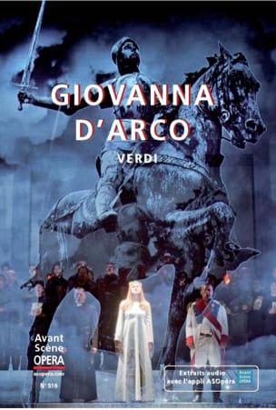 Avant Scène Opéra (L') n° 316 : Giovanna d'Arco VERDI laflutedepan