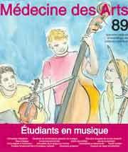 Médecine des Arts n°89 Revue Livre Les Sciences - laflutedepan