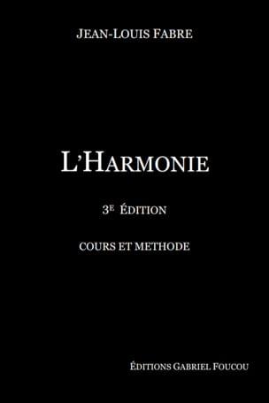 FABRE Jean-Louis - Harmony - Livre - di-arezzo.co.uk