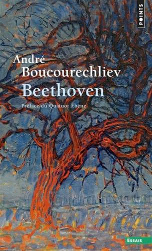Beethoven André BOUCOURECHLIEV Livre Les Hommes - laflutedepan