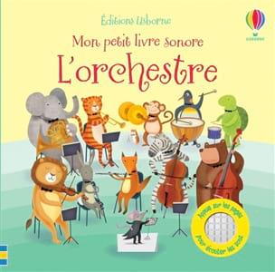 L'orchestre COLLECTIF Livre Découverte des instruments - laflutedepan