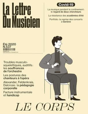 Revue - The Musician's Letter n ° 537 (luglio 2020): The Body - Livre - di-arezzo.it