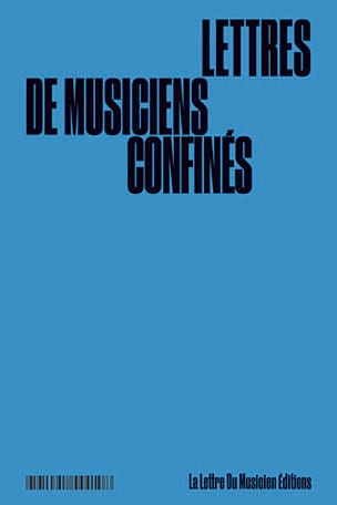 COLLECTIF - Lettere di musicisti confinati - Livre - di-arezzo.it