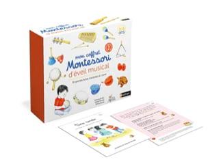 Emmanuelle BLIN - Meine Montessori musikalische Erweckungsbox - Livre - di-arezzo.de