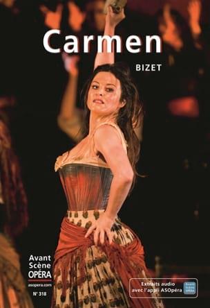 Avant-Scèné Opéra (L'), n° 318 : Carmen Georges BIZET laflutedepan