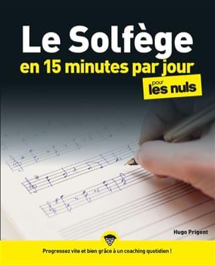 Le Solfège en 15 minutes par jour - Livre - di-arezzo.fr