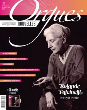 Orgues Nouvelles n°50 - Automne 2020 - Revue - laflutedepan.com