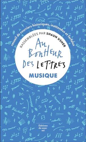 Au bonheur des lettres : Musique Collectif Livre laflutedepan