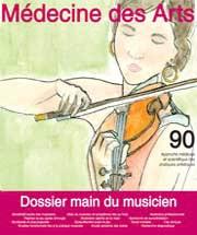 Médecine des Arts n°90 Revue Livre Les Sciences - laflutedepan
