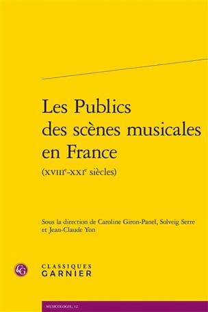 Les publics des scènes musicales en France (XVIIIe-XXIe siècles) laflutedepan