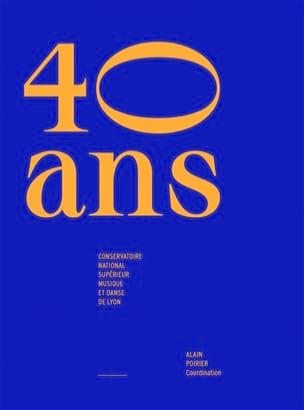 40 ans : Conservatoire national supérieur musique et danse de Lyon laflutedepan