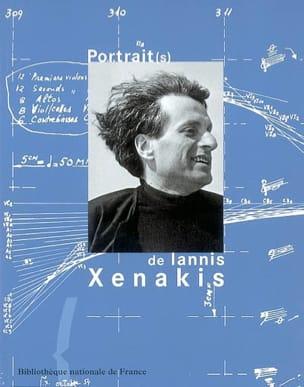Portrait(s) de Iannis Xenakis François-Bernard Mâche laflutedepan
