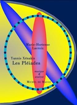 Les Pléiades de Yannis Xénakis LACROIX Marie-Hortense laflutedepan
