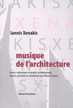 Musique de l'architecture : textes, réalisations et projets architecturaux laflutedepan