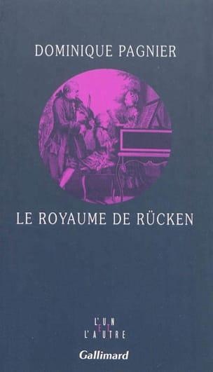 Le royaume de Rücken - Dominique PAGNIER - Livre - laflutedepan.com