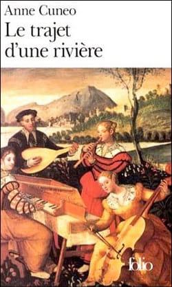 Le trajet d'une rivière Anne CUNEO Livre Les Arts - laflutedepan