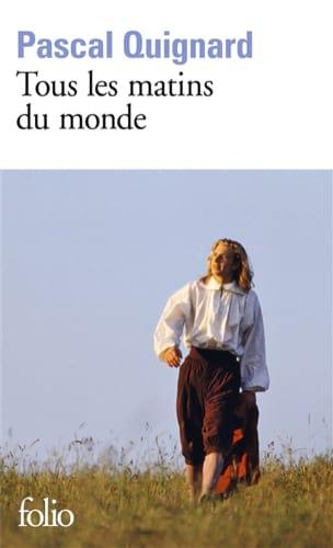 Tous les matins du monde Pascal QUIGNARD Livre Les Arts - laflutedepan