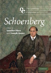 The Cambridge companion to Schoenberg - laflutedepan.com