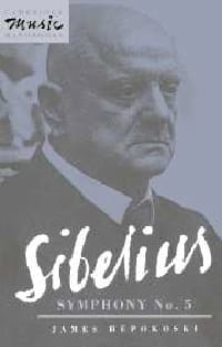 Sibelius Symphony no. 5 James Hepokoski Livre laflutedepan