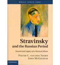 Stravinsky and the Russian period : sound and legacy of a musical idiom - laflutedepan.com